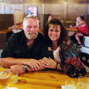 Dirk and Kim Van Der Kolk: Owners - Dodge Peak Lodge and Tavern at the Lodge